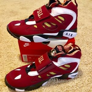 Nike FSU Air Diamond Turf II PRM QS